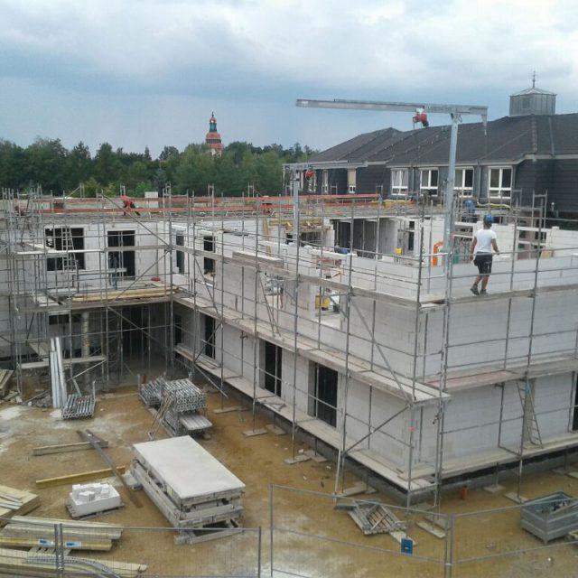 Erweiterung Seniorenzentrum Moritzburg