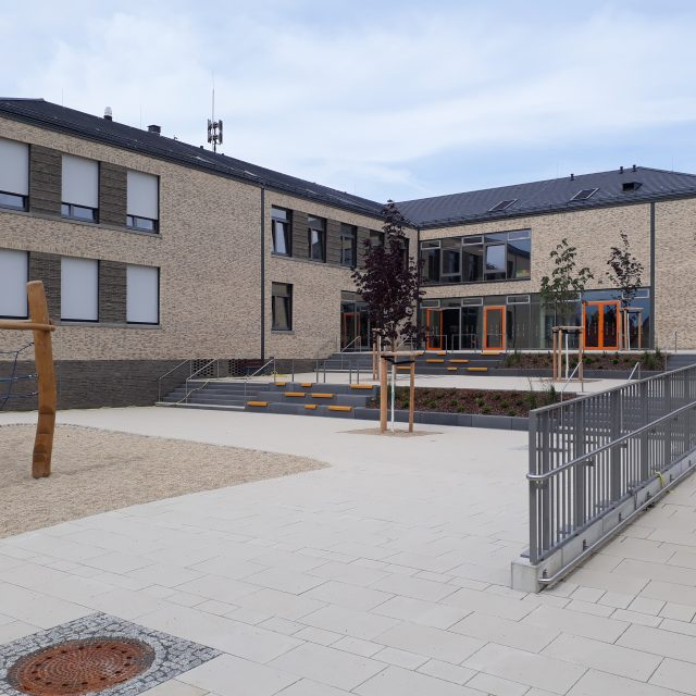 Neubau 61. Grundschule Dresden // April 2016 – Dezember 2016