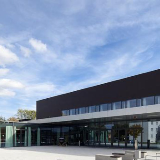 Neubau Mehrzweckhalle Neukieritzsch