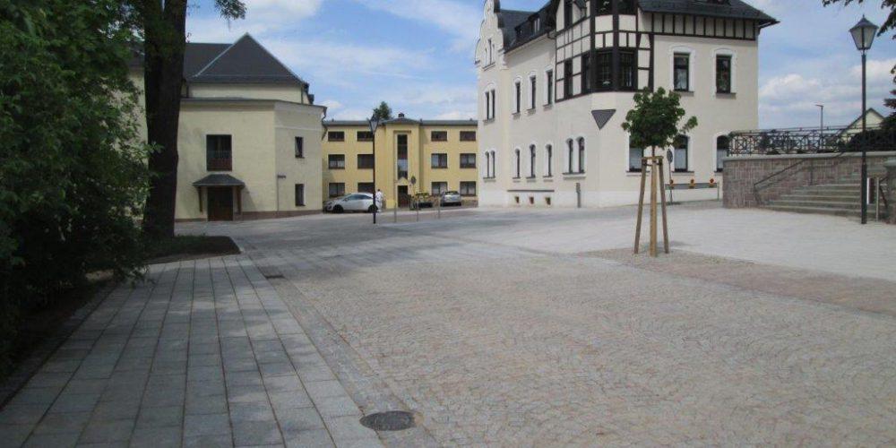 Tief- und Straßenbau in Burgstädt