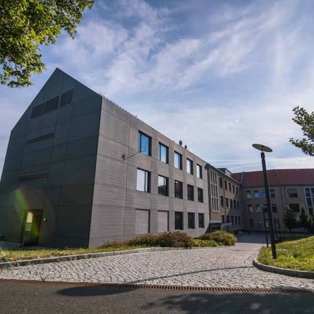 Laborgebäude TU Freiberg