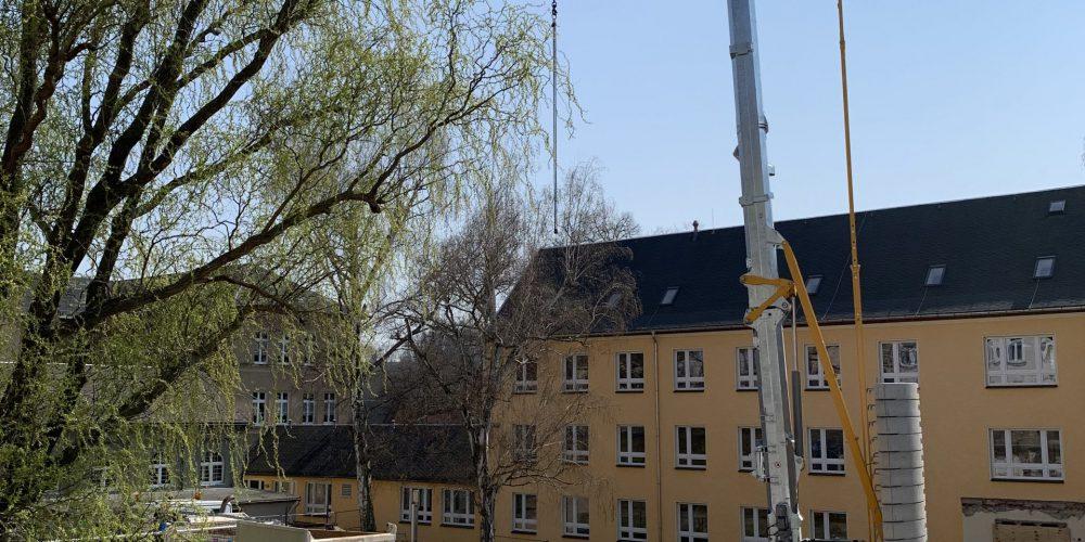 Erweiterung Oberschule Lunzenau