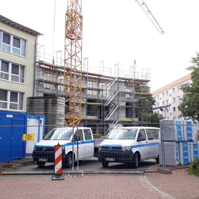 Erweiterung und Umbau APH Mittweida