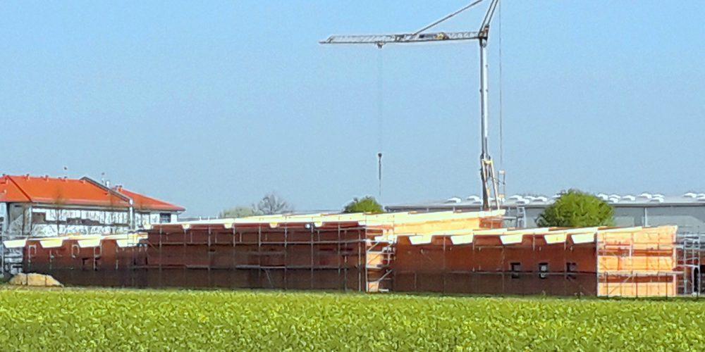 Neubau Laborgebäude BioChem Machern