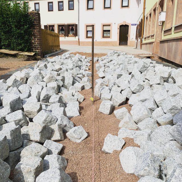 Erneuerung Wallgasse Rochlitz