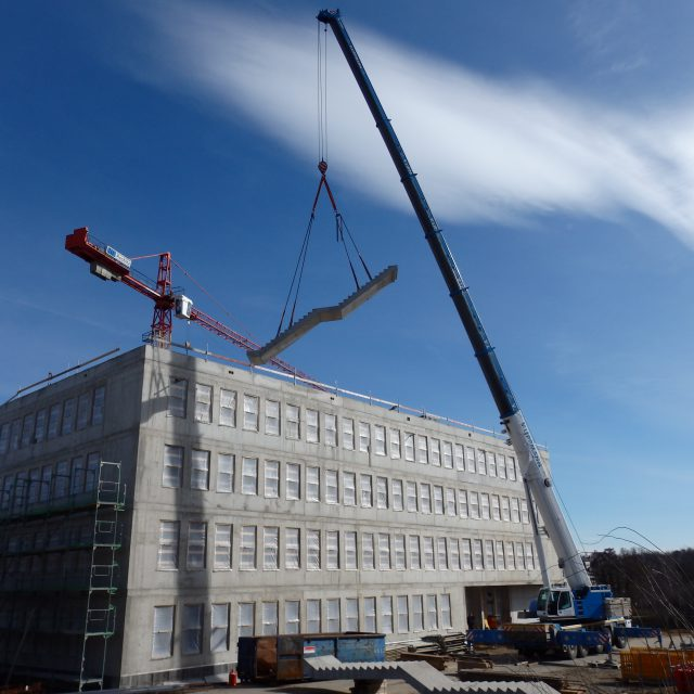 Neubau Zentrum für Hochtemperatur Stoffumwandlung der TU Freiberg