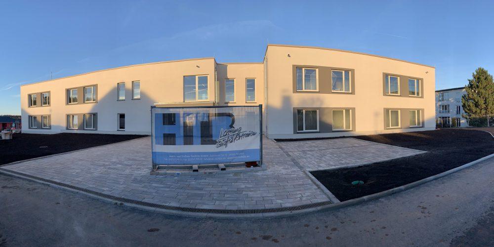 Neubau APH in Hohndorf