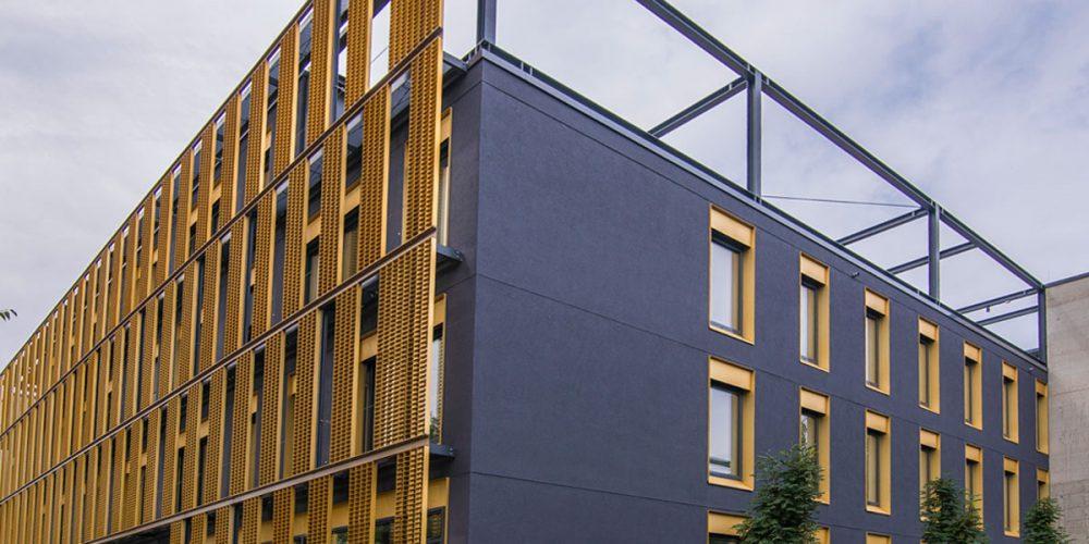 Neubau Forschungseinrichtung Max-Planck-Inst. Dresden // April 2015 – Feb.2016