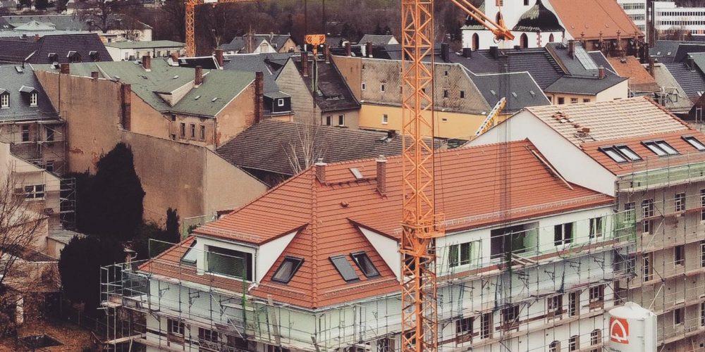 Umbau Alte Brauerei Rochlitz