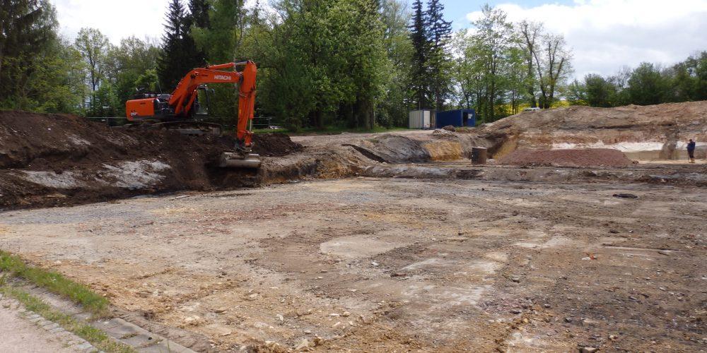 Neubau Asklepios Klinikum Wiesen