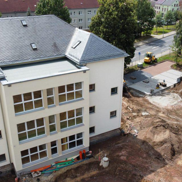 Umbau Hort in Rochlitz