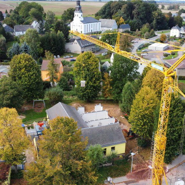 Umbau KiGa Grünlichtenberg